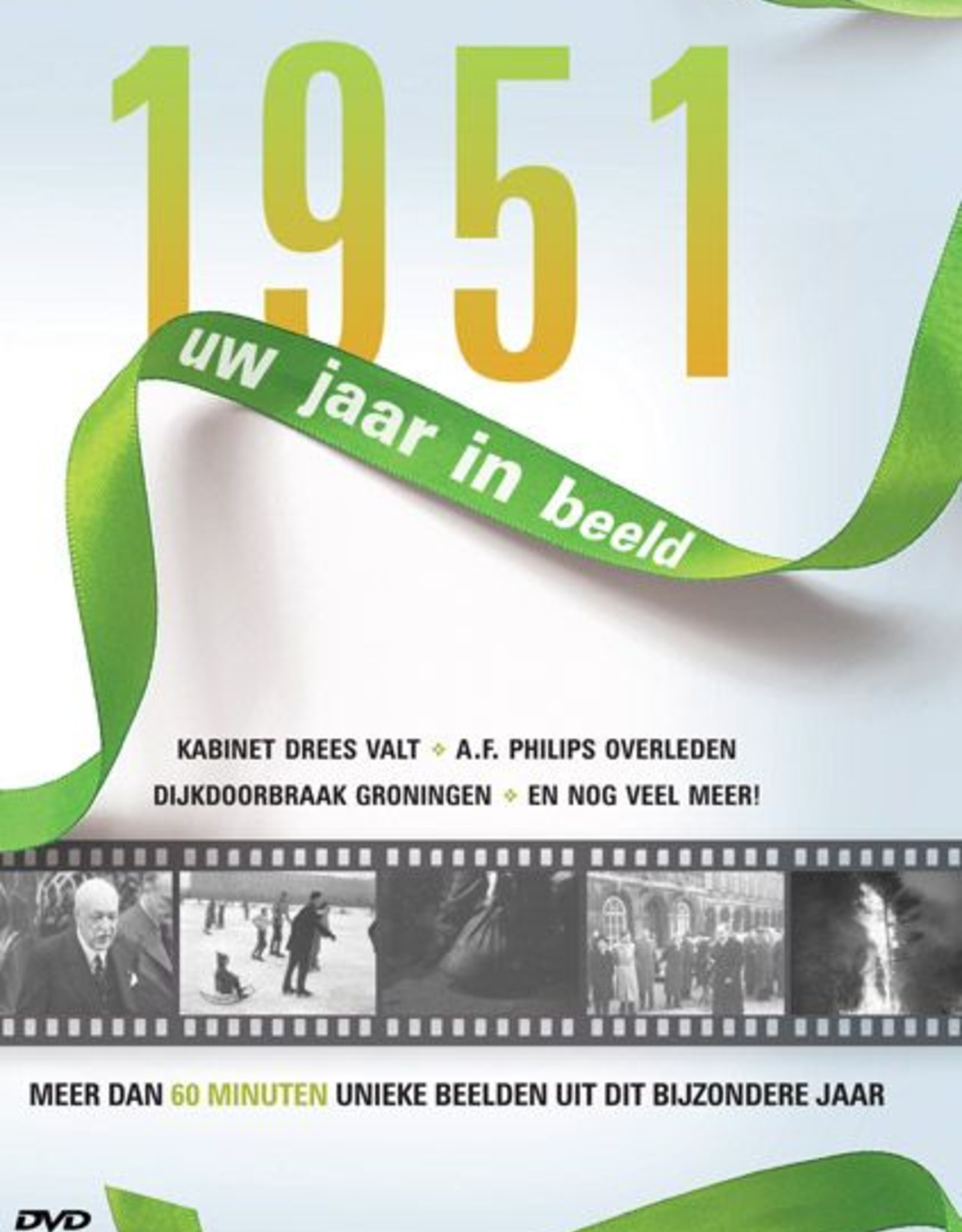 Just Entertainment Uw Jaar in Beeld 1951