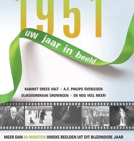 Just Entertainment Uw Jaar in Beeld 1951