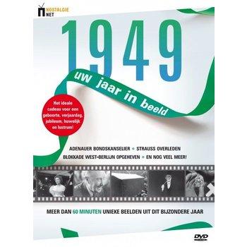 Just Entertainment Uw Jaar in Beeld 1949