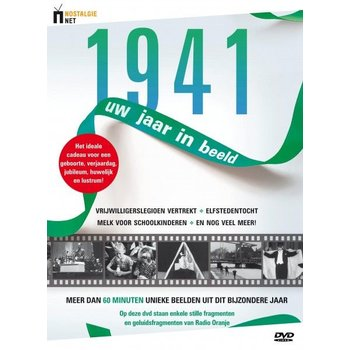 Just Entertainment Uw Jaar in Beeld 1941
