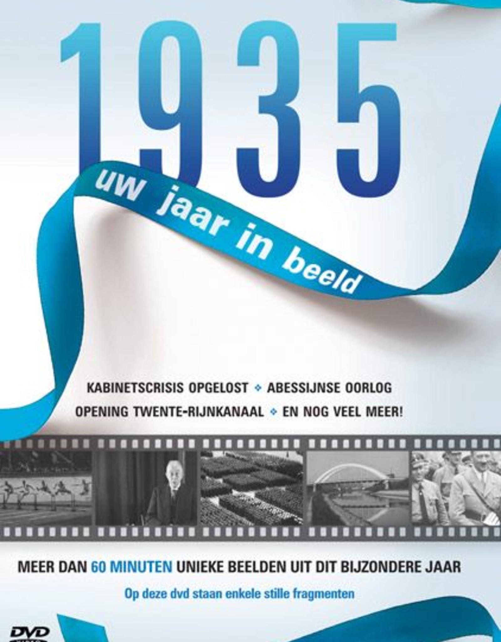 Just Entertainment Uw Jaar in Beeld 1935