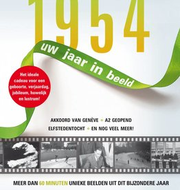 Just Entertainment Uw Jaar in Beeld 1954