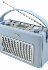 Soundmaster Nostalgische radio TR50 hemelsblauw