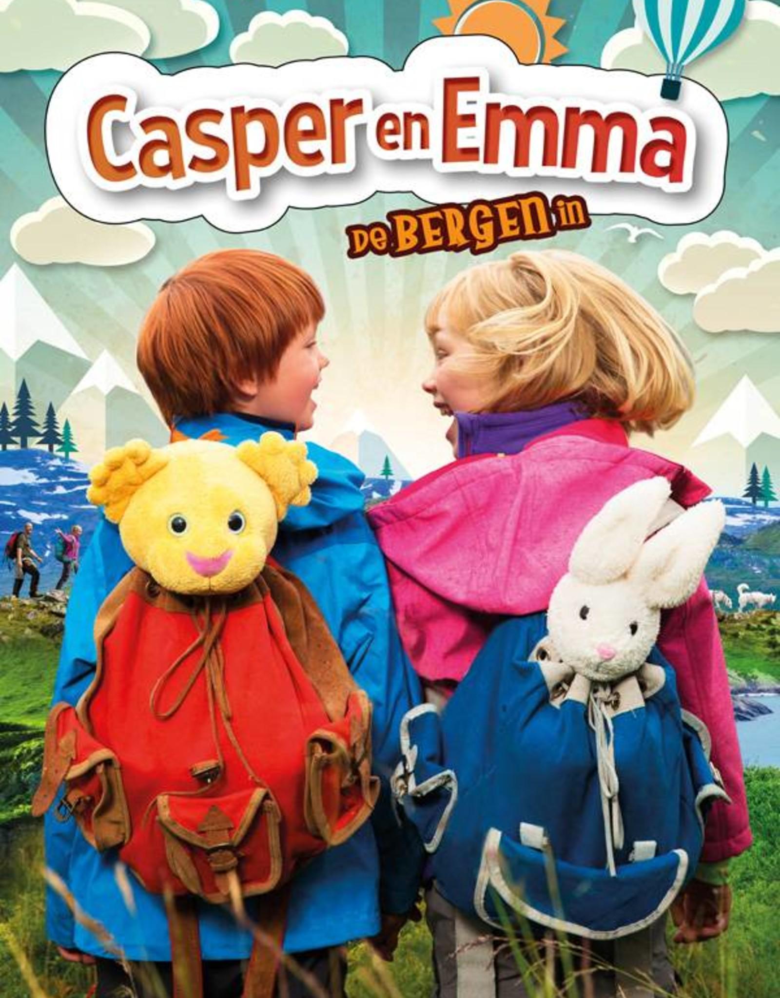 Just Entertainment Casper en Emma - De bergen in