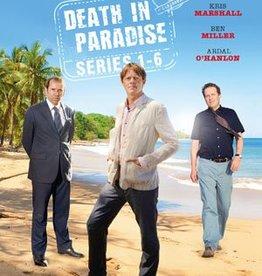 Just Entertainment Death in Paradise Box - Seizoen 1 t/m 6