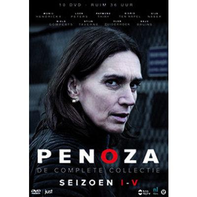 penoza - seizoen 1 t/m 5 (dvd) - winkel van de nostalgie