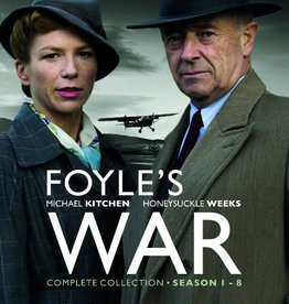 Just Entertainment Foyle's War - Complete collectie