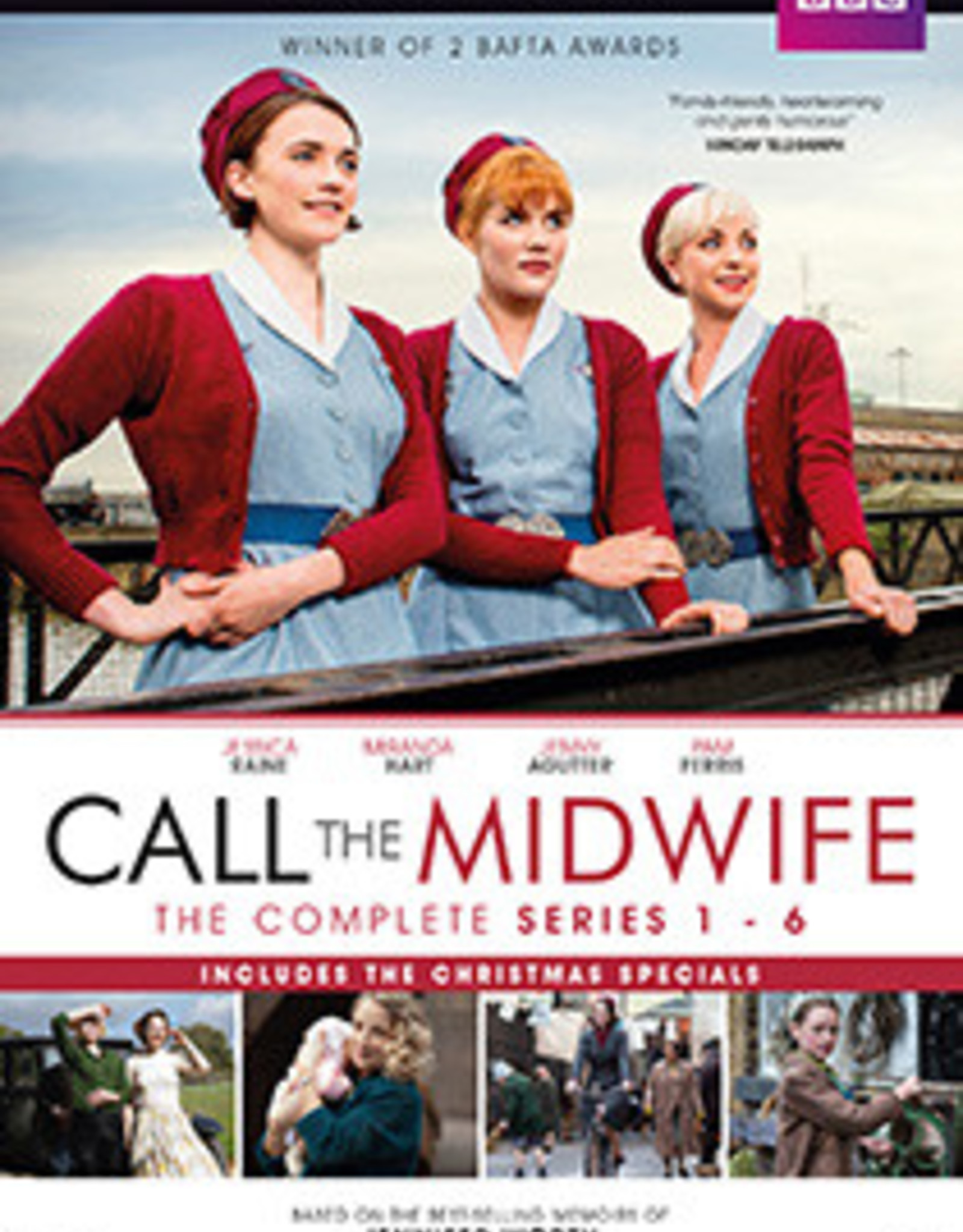 Just Entertainment Call the Midwife Box - Seizoen 1 t/m 6