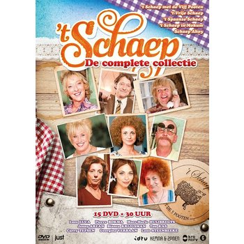 Just Entertainment 't Schaep - Seizoen 1 t/m 5