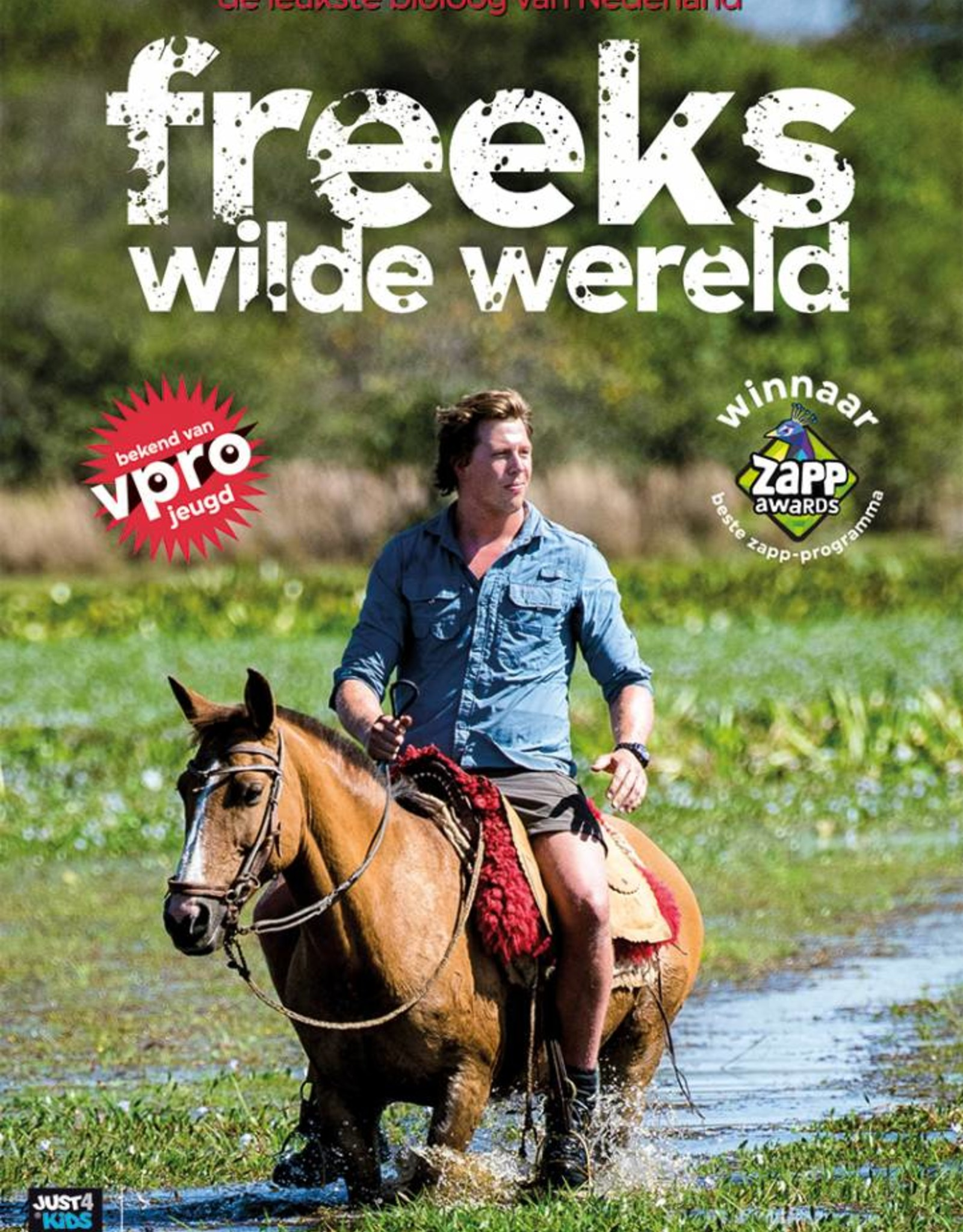Just Entertainment Freeks Wilde Wereld - Deel 8