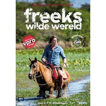 Just Entertainment Freeks Wilde Wereld - Deel 8