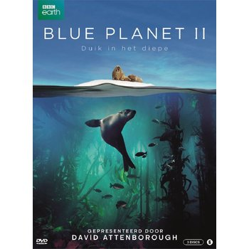 Just Entertainment The Blue Planet - Seizoen 2