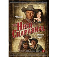 The High Chaparral - Box I - Seizoen 1