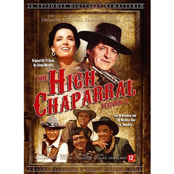 The High Chaparral - Box II - Seizoen 2