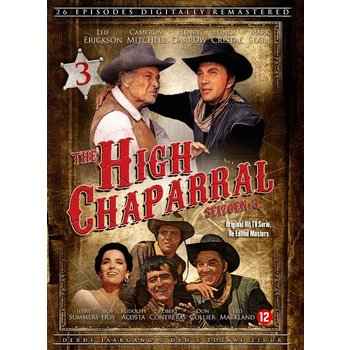 The High Chaparral - Box III - Seizoen 3