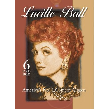 Lucy Ball Box - America's Number 1 Comedy Queen