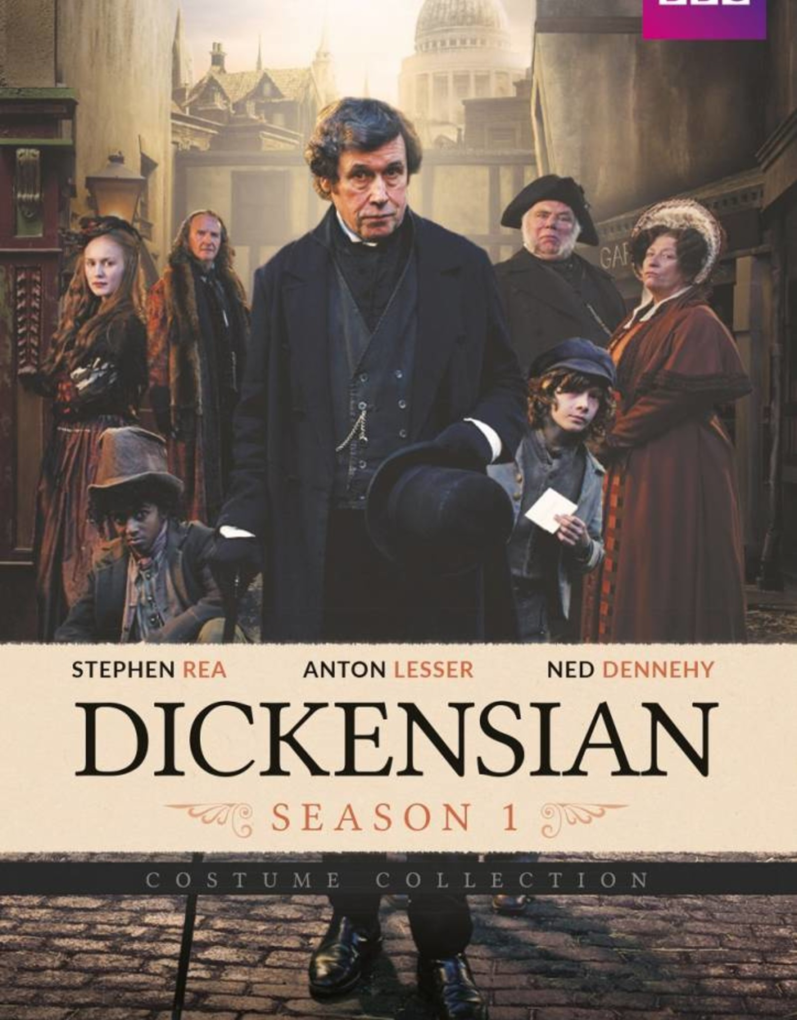 Just Entertainment Dickensian