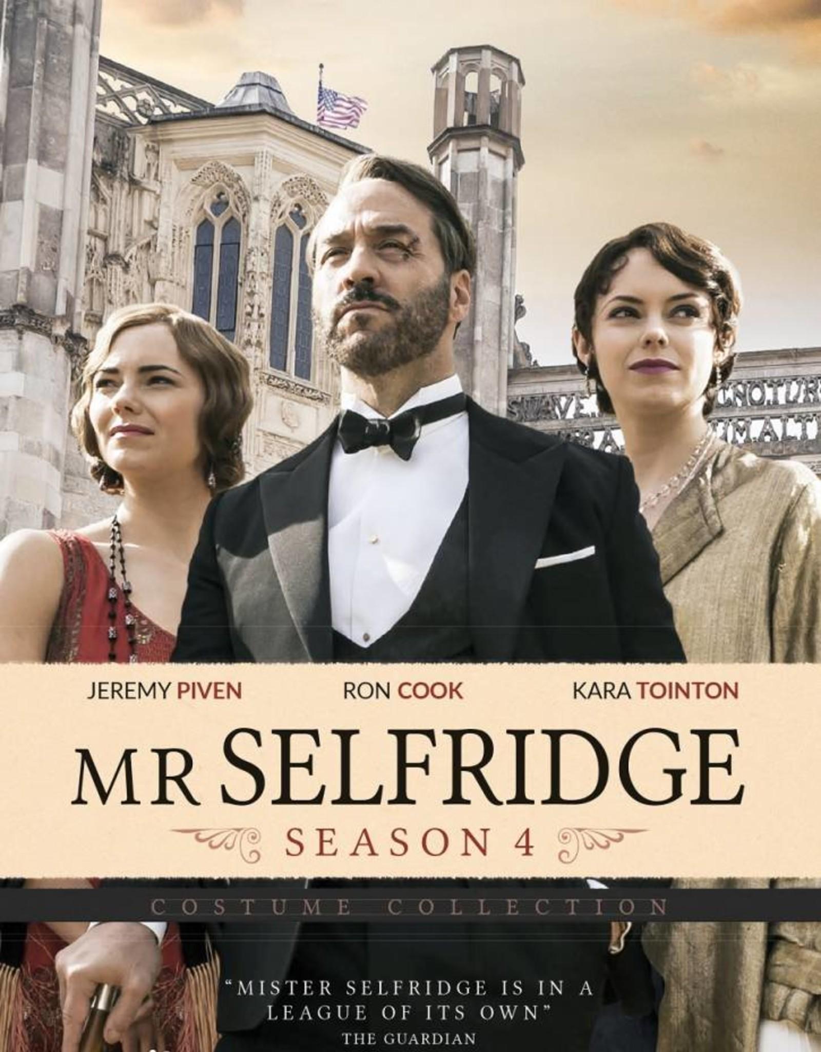Just Entertainment Mr Selfridge - Seizoen 4