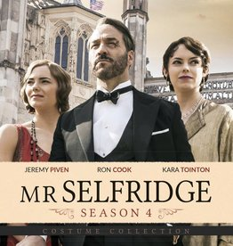 Just Entertainment Mr Selfridge - Seizoen 4