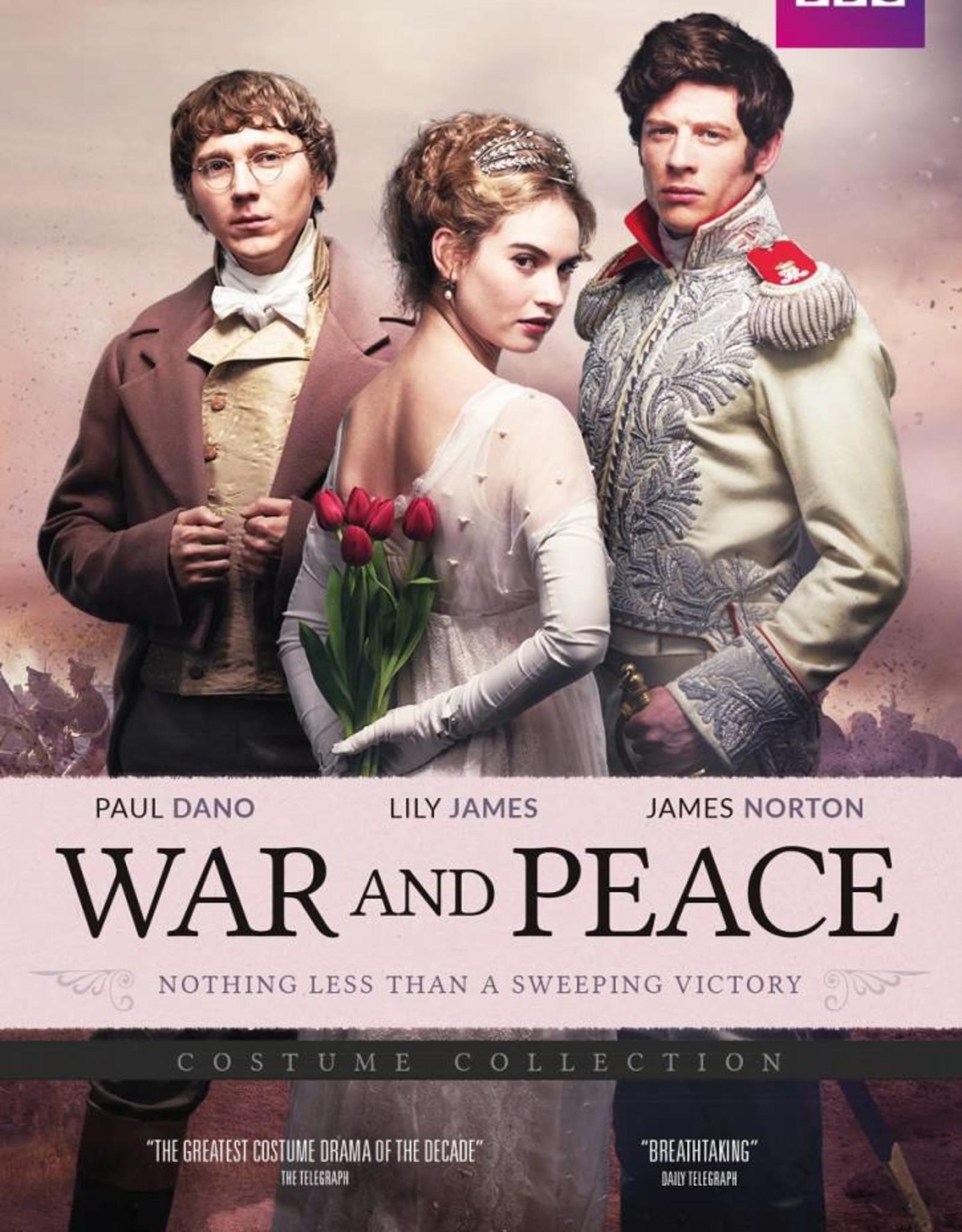Just Entertainment War & Peace