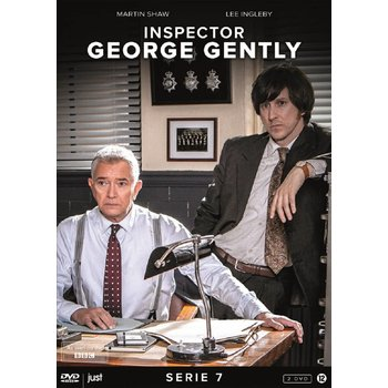 Just Entertainment George Gently - Seizoen 7
