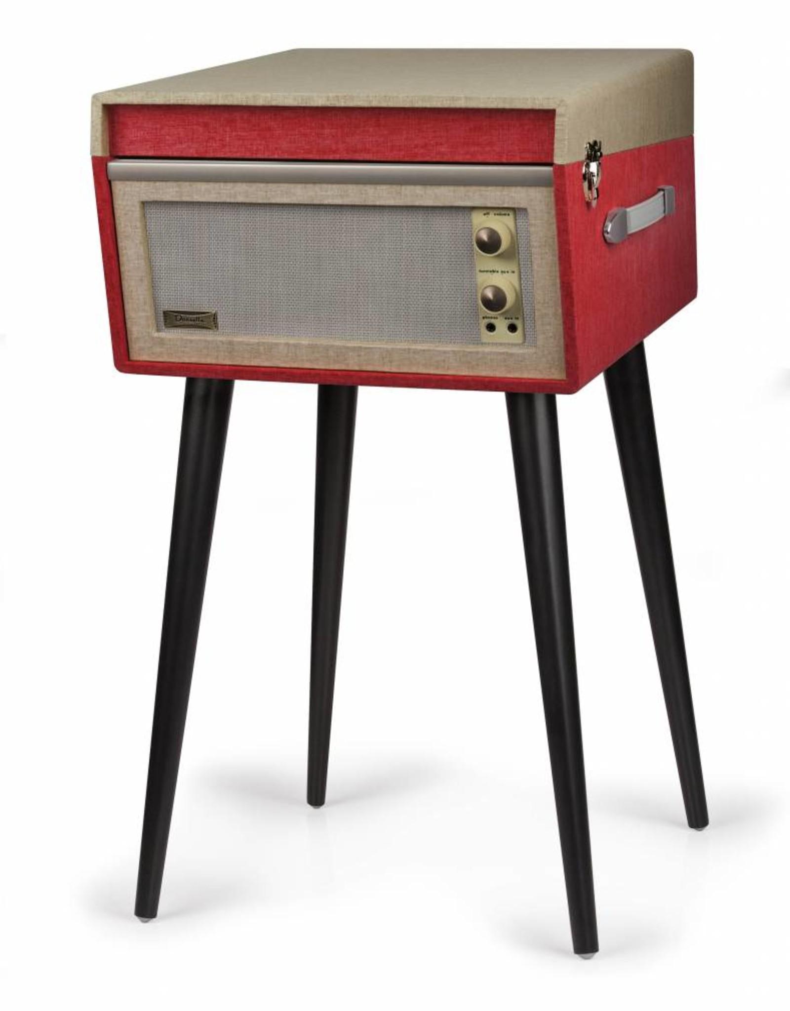 Crosley Crosley Bermuda Vintage Red