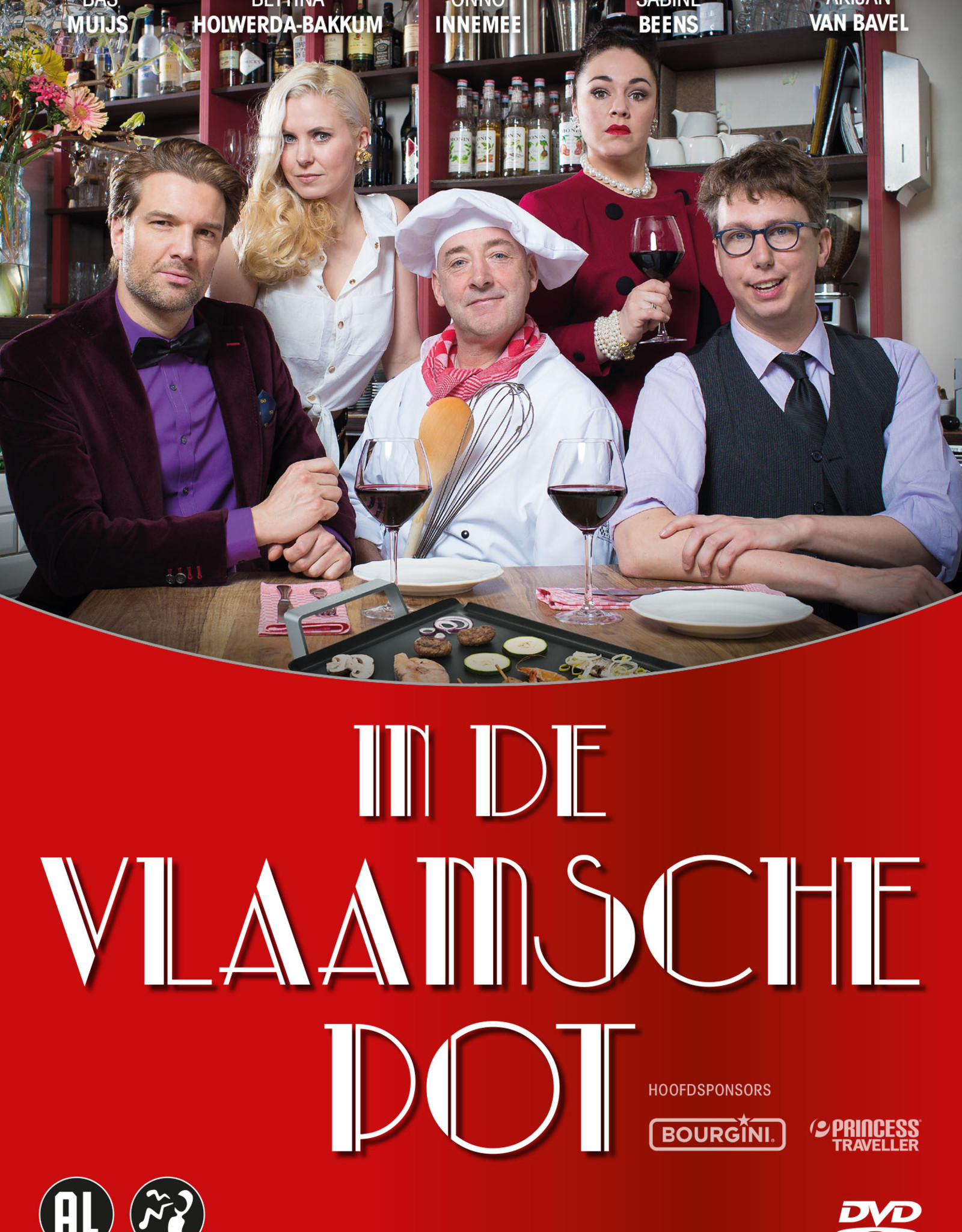Just Entertainment Theater van de Klucht - In de Vlaamsche Pot