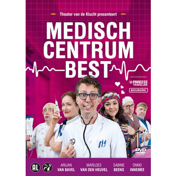 Just Entertainment Theater van de Klucht - Medisch Centrum Best
