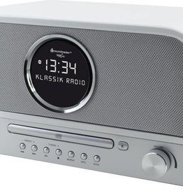 Soundmaster Music center NR850 met DAB+ (wit)