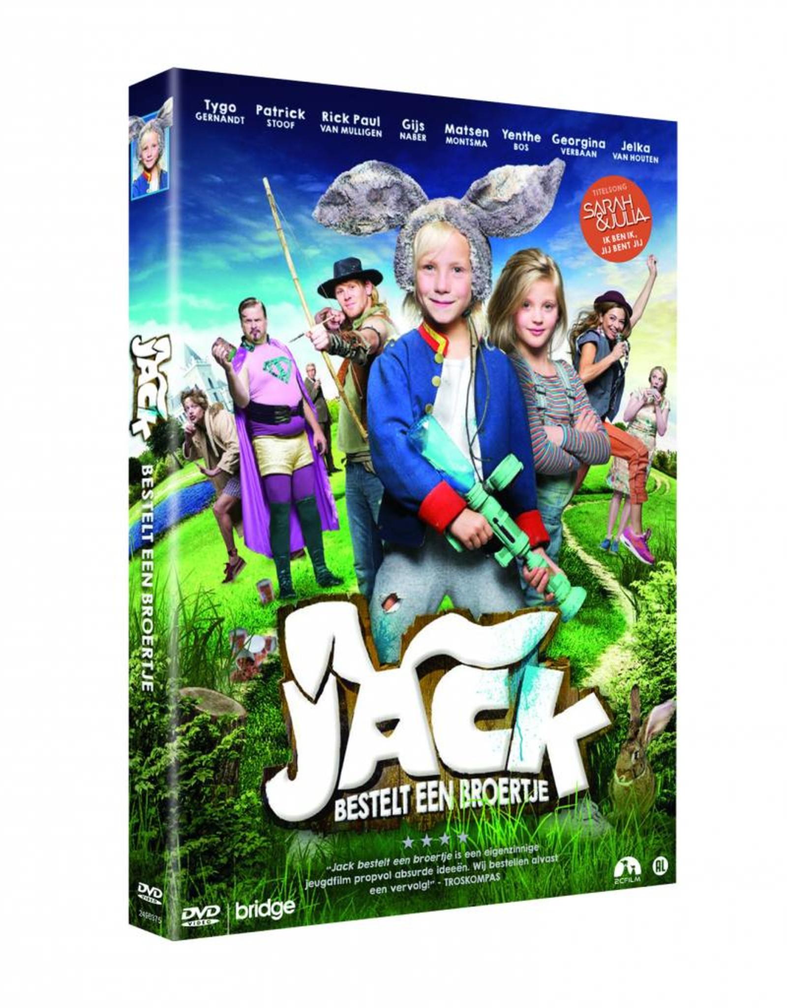 Just Entertainment Jack Bestelt een Broertje