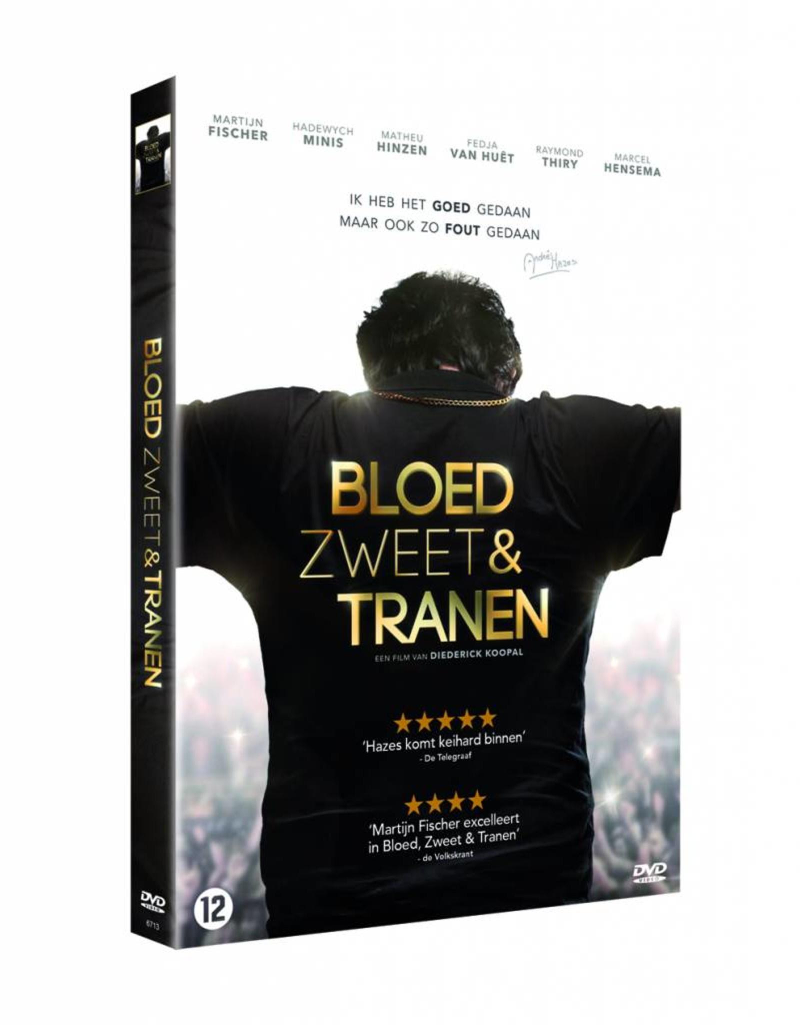 Just Entertainment Bloed Zweet & Tranen