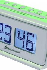 Soundmaster Wekkerradio in retro stijl UR105groen