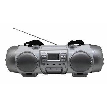 Soundmaster Boombox SCD8000 grijs