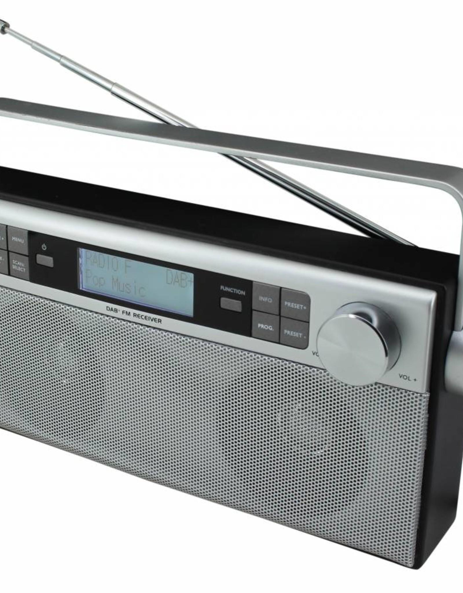 Soundmaster DAB+-radio DAB650