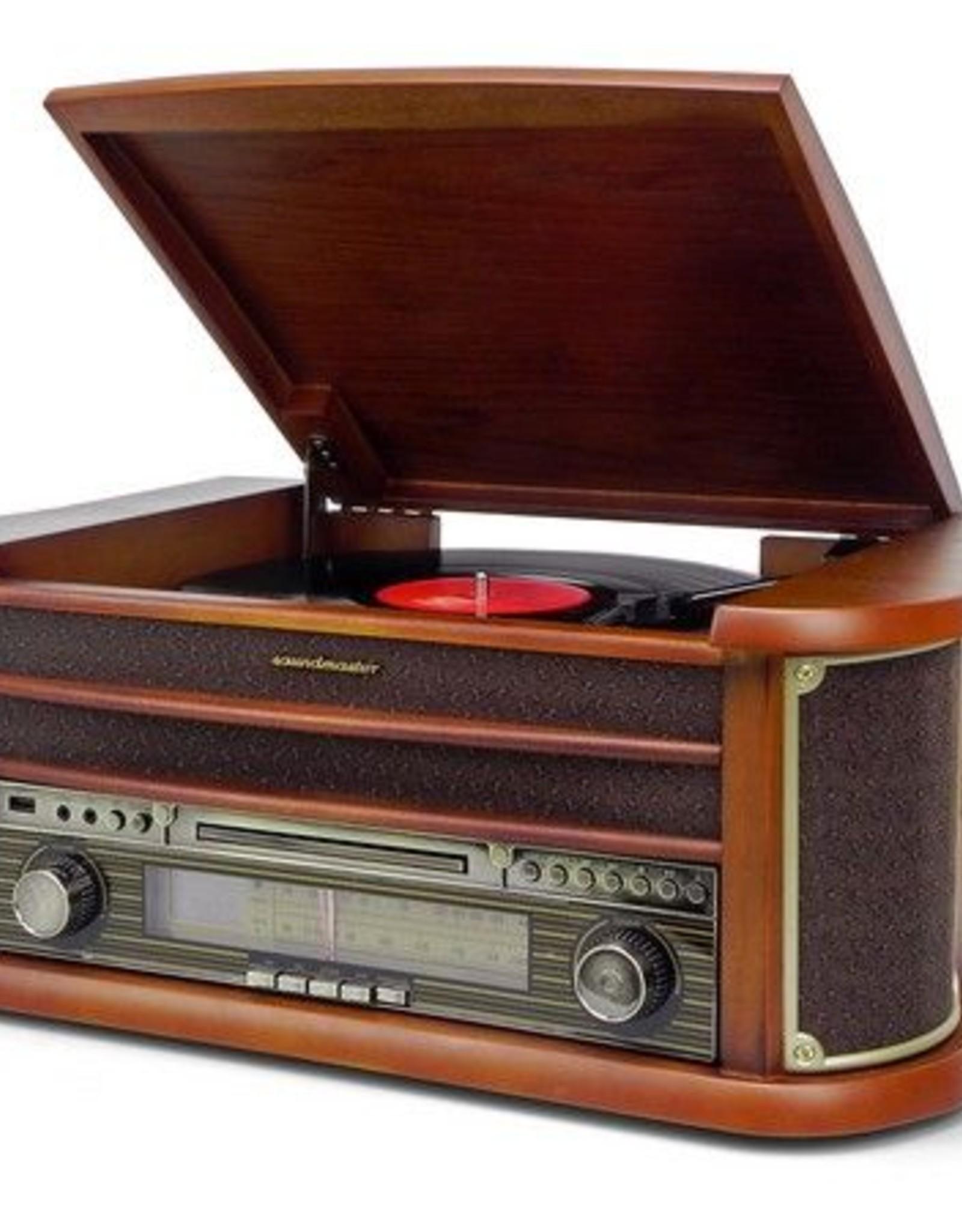 Soundmaster Nostalgisch music center NR540