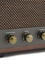 GPO GPO Nostalgische bluetooth speaker - bruin