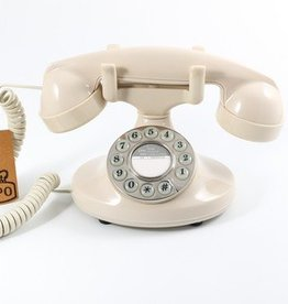 GPO GPO Klassieke telefoon Pearl