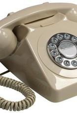 GPO GPO Retro telefoon 746 PUSH - ivoor