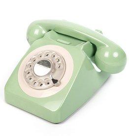 GPO GPO Klassieke telefoon 746 ROTARY - groen