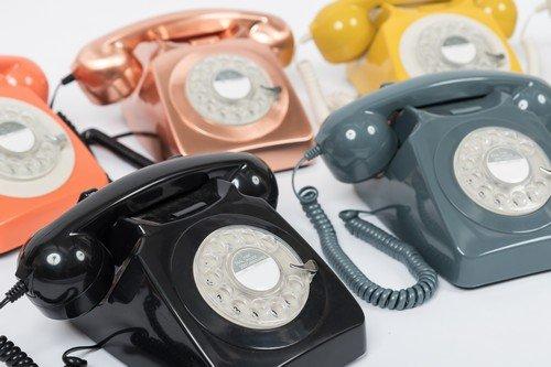 Retro telefoons vanaf €54,95