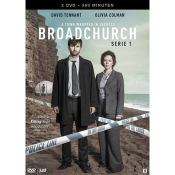 Just Entertainment Broadchurch - Seizoen 1