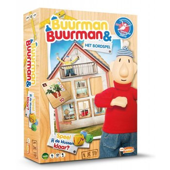 Just Entertainment Buurman & Buurman - Bordspel