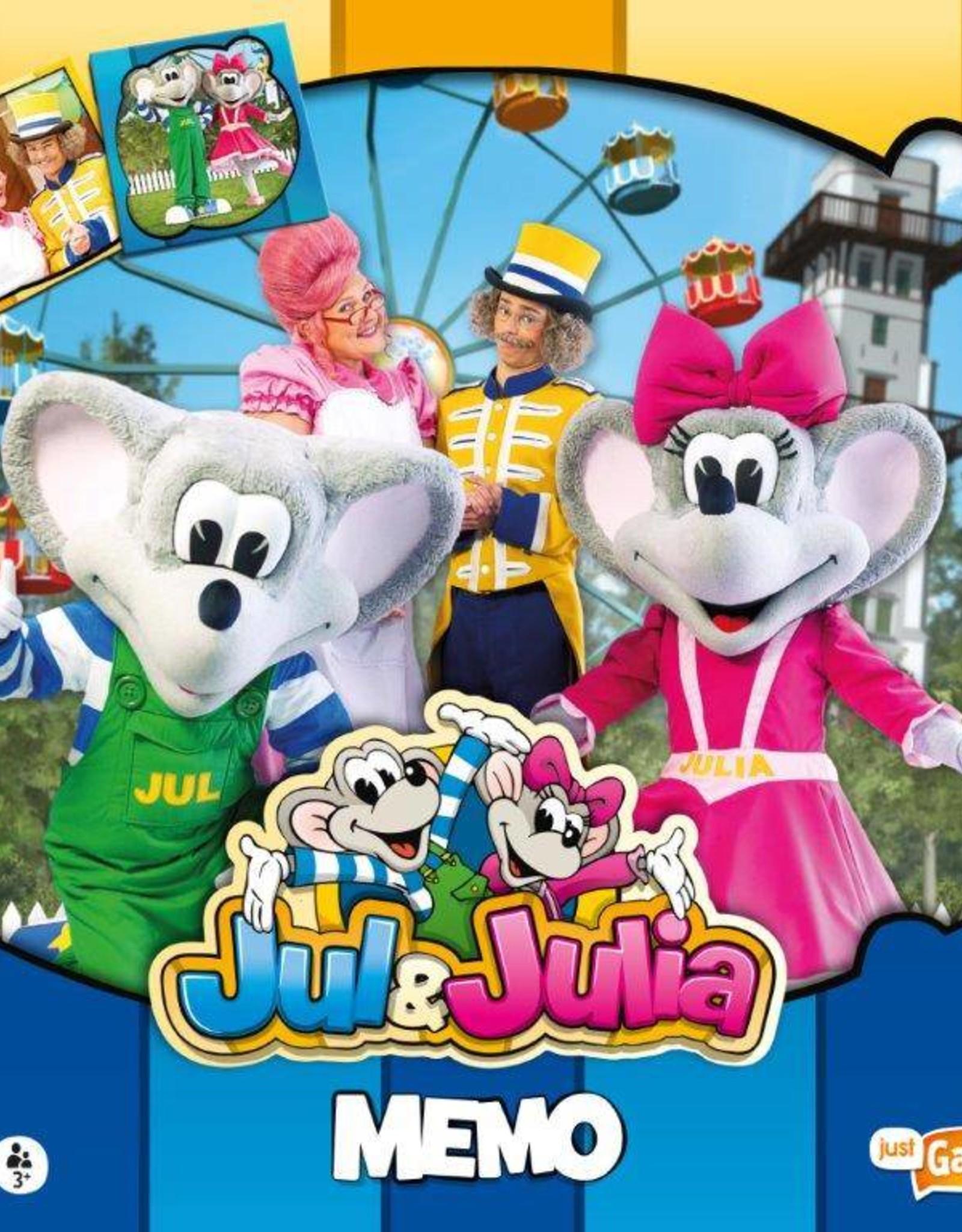 Just Entertainment Jul & Julia - Memo