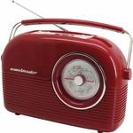 Soundmaster Nostalgische DAB+-radio DAB450RO
