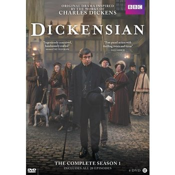 Just Entertainment Dickensian - Seizoen 1