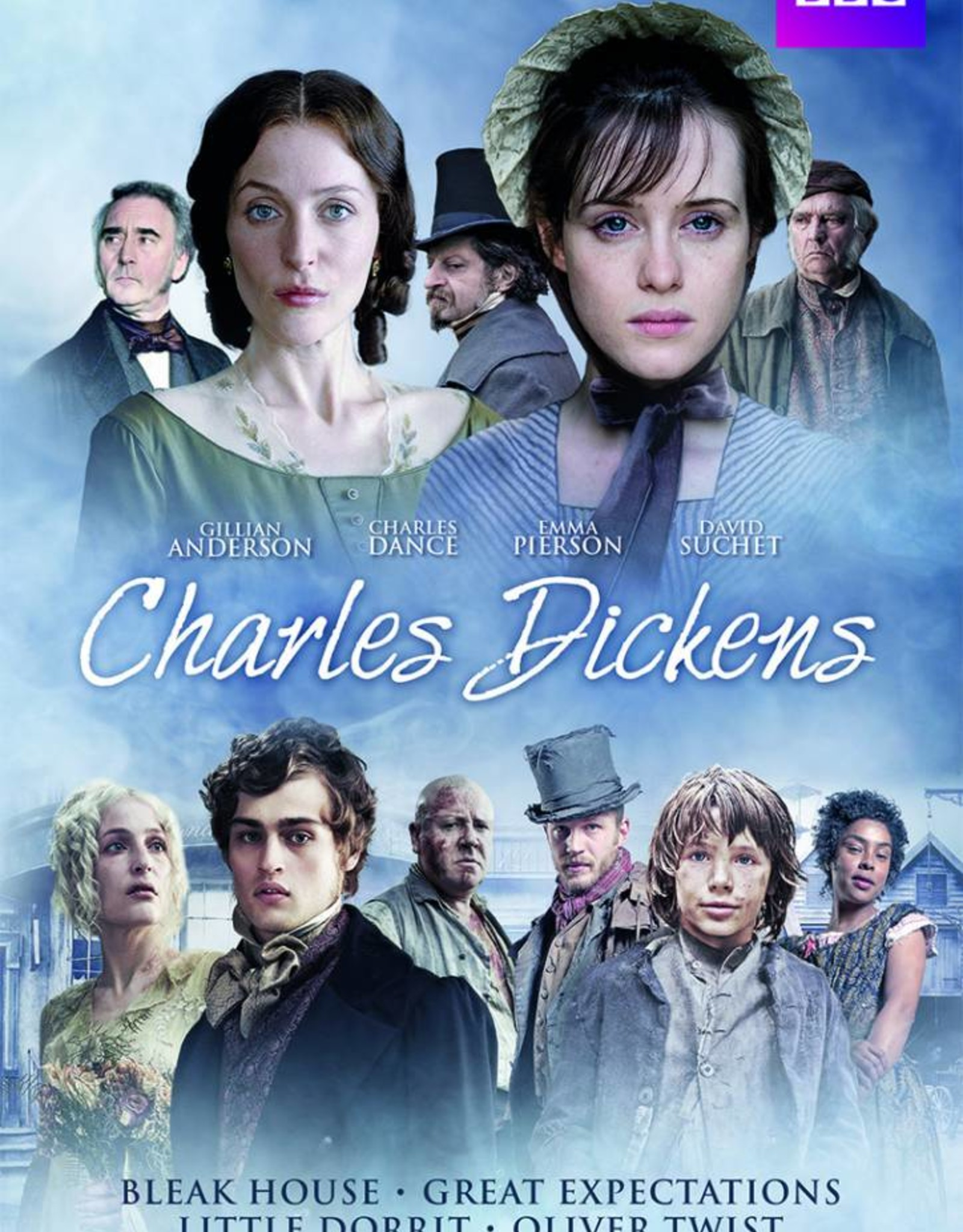 Just Entertainment Charles Dickens Collection