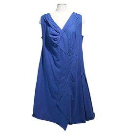 Zuza Bart blauwe jurk katoen