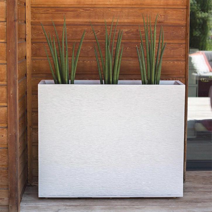 hoge plantenbakken voor binnen en buiten