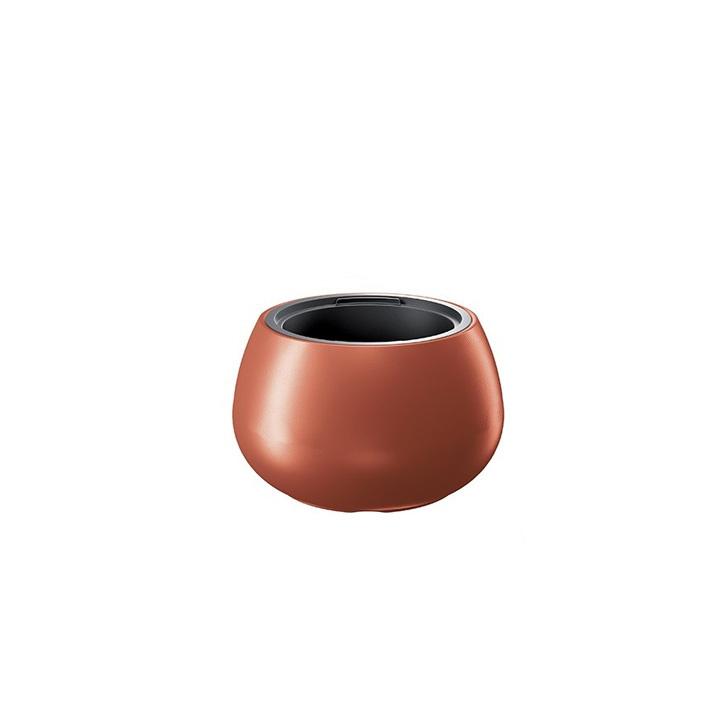 Ikala NIEUW!  Bol bloempot 'Solid' |  Koper | 44 cm | binnen & buiten