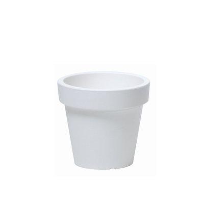 Homey bloempot 60x50 wit